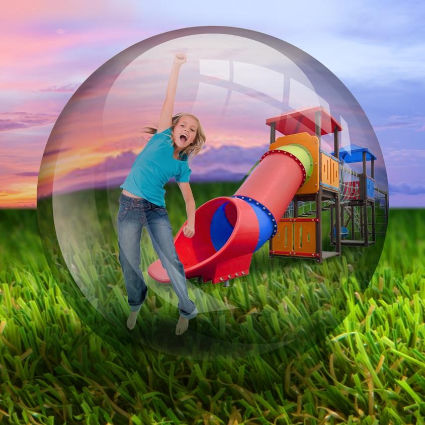 leisure - playground - artificial grass - GrassPartners b.v.