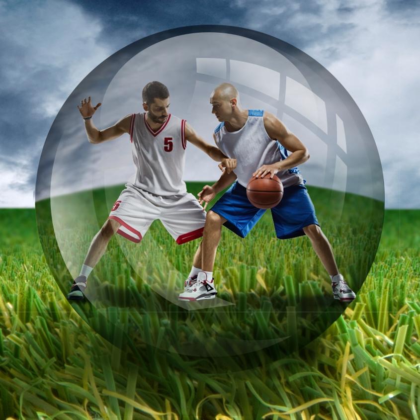 multisport - basketball - artificial grass - GrassPartners b.v.