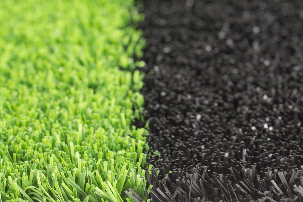 multisport - basketball - artificial grass - GrassPartners b.v. - green - black