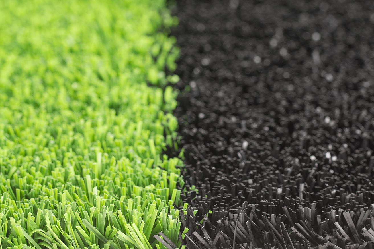 multisport - basketball - artificial grass - GrassPartners b.v. - green - black