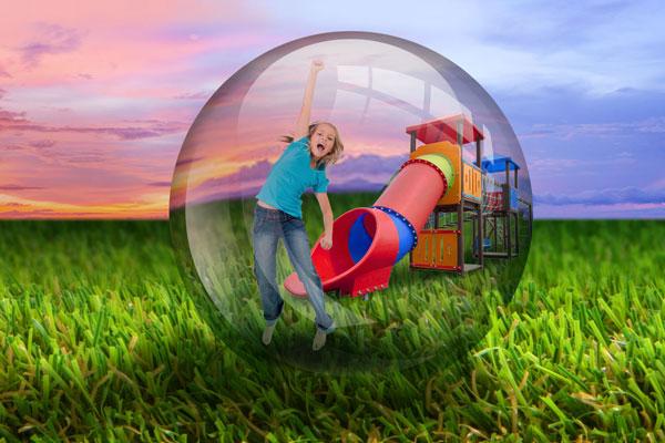 Kunstgras speeltuin - GrassPartners