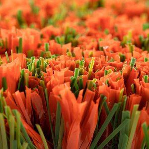 Kunstgras rood - GrassPartners